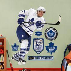 Dion Phaneuf, Toronto Maple Leafs