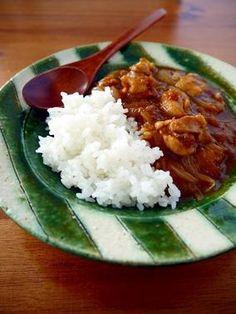 炊飯器で1人分チキンカレーライス♪ご飯とカレーを一度に作ってしまえ!マイナビニュースで好評連載中。|レシピブログ