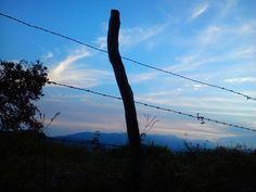 Colobia, amanecer