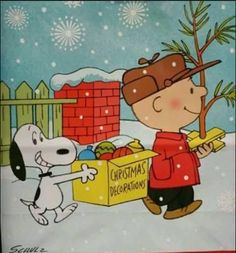 A Charlie Brown Christmas (Charlie Brown and Snoopy) Peanuts Christmas, Christmas Cartoons, Christmas Makes, Noel Christmas, Christmas Greetings, Vintage Christmas, Xmas, Charlie Brown Christmas Decorations, Christmas Wishes