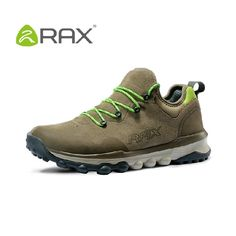 RAX authentic women hiking shoes slip waterproof hiking shoes autumn and witer warm outdoor sports shoes size 36-39 #B2034