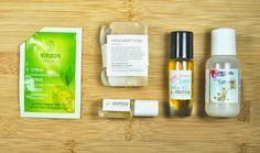 Sample Sunday: Osmia Organics, Honey Girl Organics and Weleda