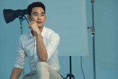 awesome [18-09-2015] Kim Soo-hyun on the set of advertising BEYOND