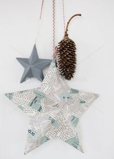 DIY: xmas decoration