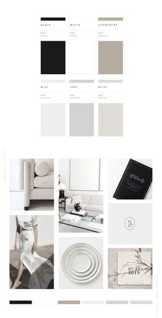 Brand Inspiration, Inspiration Boards, Color Inspiration, Branding, Studio, Shopping, Design, Studios, Brand Identity