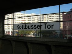 "Deutschland, Berlin. ""Kotti"".  (Photo by Berlin Inspires. All Rights Reserved)."