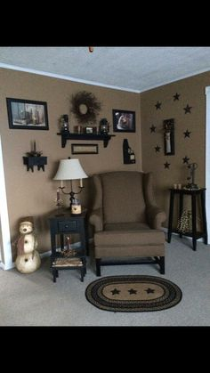 8582164d6a35ae214204fbe7bdd9a7c8 (736×1309) · Primitive Living RoomCountry  ...