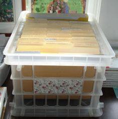 File Folder System