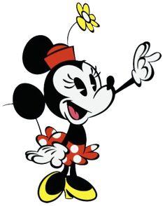 Hoje é o aniversário da querida esposa do Mickey Mouse, a Minnie! Parabéns pra ela, até agora!