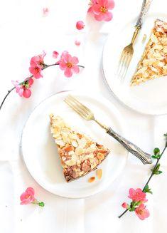 Torta di ricotta e mandorle- Pasta every day