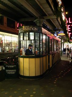 Pike Place Market Visitor Information Booth -