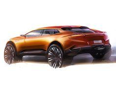 Name: Patrick Faulwetter/ DCC  Year: 2011  Site: Auto & Design  Status: Lamborghini URUS