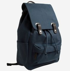 The Twill Backpack