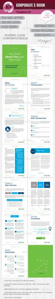 Creative (e)Book V-04 Paleo, Creativo e Modelli - contact book template
