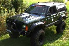 jeep cherokee off road custom - Google Search