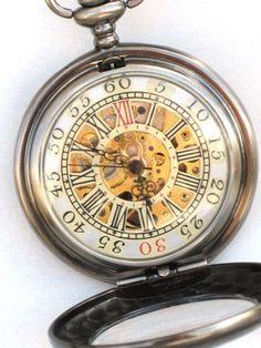 Pocket Watch- Florida