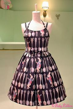 egl_comm_sales: WTB: Brand name casual skirts and dress, milky fawn jsk or skirt and AP tea party shoes size L
