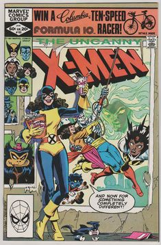 Uncanny X-Men V1 153.  NM.  January 1982.  by RubbersuitStudios #xmen #comicbooks