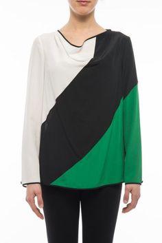 SALVATORE FERRAGAMO Silk Blouse. #salvatoreferragamo #cloth #shirts