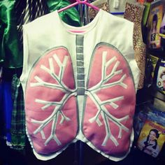 lungs costume - Google Search Preschool Body Theme, Lungs, Halloween Ideas, Drawstring Backpack, Roses, Backpacks, Costumes, Google Search, Fashion