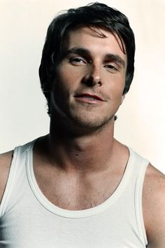 Christian Bale ..there's something kindof hot about him