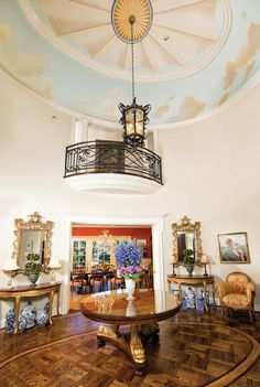 The home of Supermodel Kelly Emberg & husband Mike Padilla