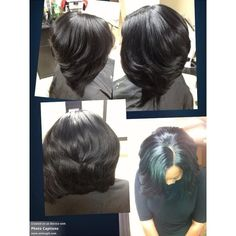 CLOSURE SEW IN'S ❤ liked on Polyvore