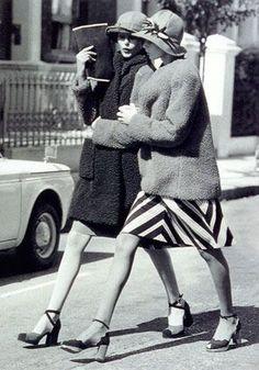 Arthur Elgort, Vogue, Girl Talk