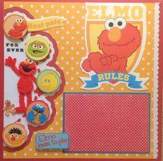 Elmo forever!