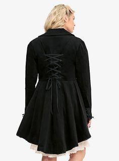 I really neeeeeeed this coat!!!! Disney Cinderella Overcoat | Torrid