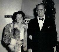 Joseph and Rose Kennedy,  1940