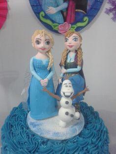 Frozen cumple de Bárbara