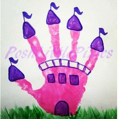 cute for a princess party craft or just to do for fun! :) saw this on…