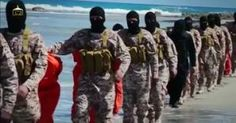 Video: Islamic State kills Ethiopian Christians in Libya. This is awful and it needs to stop!