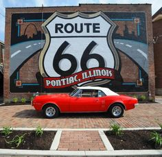 #Illinois, Pontiac Route 66 Museum  #Travel Illinois USA multicityworldtravel.com We cover the world over 220 countries, 26 languages and 120 currencies Hotel and Flight deals.guarantee the best price