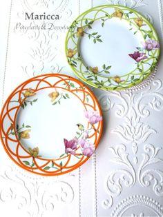 Fine Porcelain China Diane Japan Value