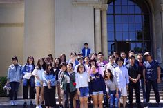 [SSD 2017] Last Saturday, SSD students took a trip to Stanford and Great Mall. Students walked around the campus and visited the magnificent church and buildings. They also went to the bookstore to buy some souvenirs and books. All of them took a great group photo in front of Hoover Tower! Then in the afternoon, they headed to Great Mall, which is one of the largest malls in San Francisco, to go shopping! Students went to tons of store and bought a lot of items such as clothes and shoes.