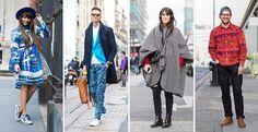 Prints & Karos, meine Favoriten. Mach auch mit am UBS Style Battle und gewinne Tickets zur H&M Shopping Night!