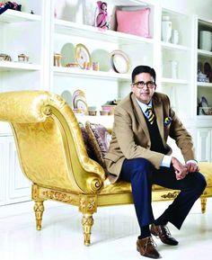 EAT LOVE SAVOR Luxury Awards Judge Abhay Gupta