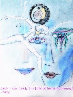 2in1 ~ crystal Art