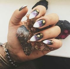 wicca nails