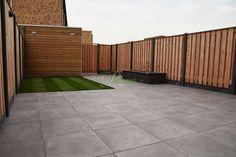 Keramiek met echt gras! Ligt er perfect bij! #tuin #garden #stijl #2017