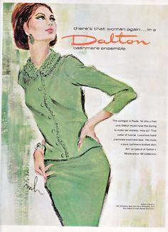 Contest Entry--Dalton, 1965 - Vintage Ads