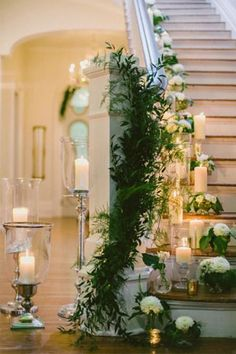 Great staircase treatment Brides of Adelaide