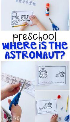 Science preschool space for kids 36 Ideas Preschool Rocket, Preschool Science, Preschool Lessons, Preschool Learning, Kindergarten Activities, Kid Science, Science Education, Health Education, Science Experiments