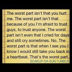 heartbreak quotes tumblr | Heartbreak Quotes For Him Tumblr