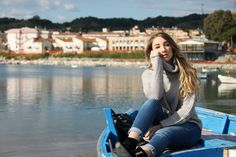 NYAM's Style: I'M BACK!!! CASUAL OUTFIT AND WINTER SEA!