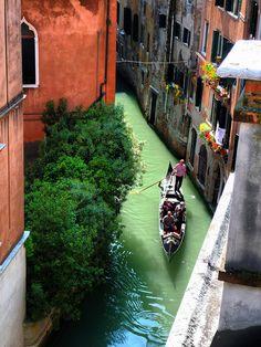 mostlyitaly: Scorcio sul canale (Venice, Italy) by Antonio Fortunati on Flickr.