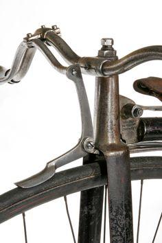 Biciclo Rudge & Co anno 1878, Bicycles, The Museo Nicolis collection #vintage