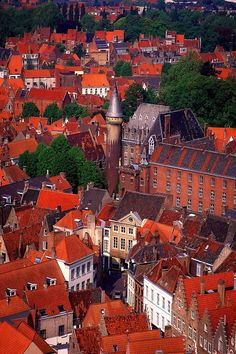 Bruges, Belgium this is where Robert Frobischer from the Cloud Atlas lived the last years of his life